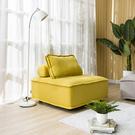【網購特惠】列克方塊椅凳-檸檬黃