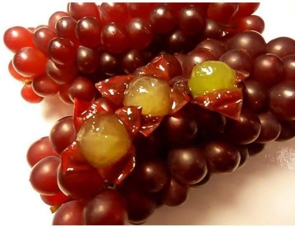 【果之蔬-全省免運】日本山梨縣珍珠葡萄X1kg±10% (含箱重/約6-8串)