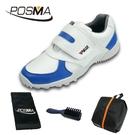 兒童高爾夫球鞋 男童 多色可選 舒適透氣好看 GSH054BLU