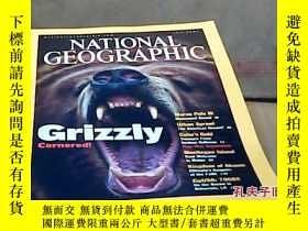 二手書博民逛書店NATIONAL罕見GEOGRAPHIC(JULY 2001)1