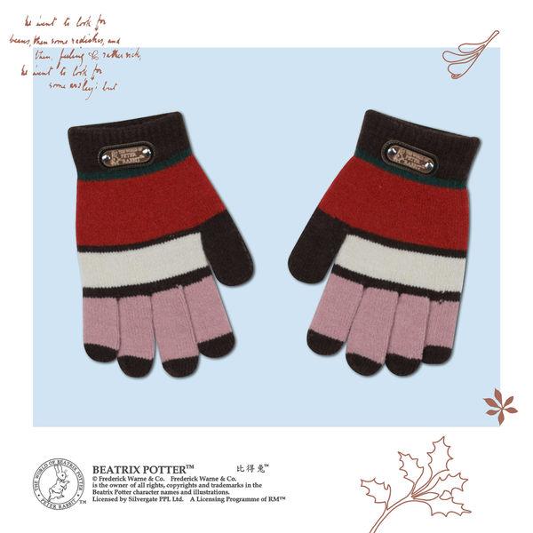 比得兔/彼得兔 兒童針織保暖手套 GL4211(1雙)【YS SHOP】