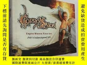 二手書博民逛書店Copro Nason罕見Fine Art Catalogue