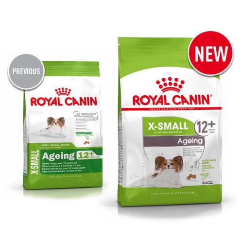 【寵物王國】法國皇家-SHN超小型老齡犬專用飼料XSA+12 -1.5kg