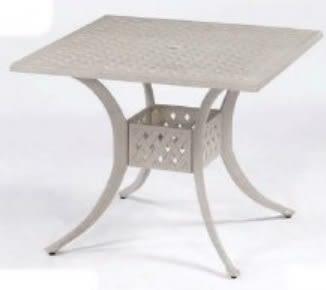 【南洋風休閒傢俱】戶外休閒桌系列-編織方桌 戶外桌 餐桌  適民宿 餐廳 咖啡廳 (#336)