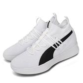 Puma 籃球鞋 Clyde Court GW 白 黑 男鞋 襪套式 運動鞋 【PUMP306】 19171211