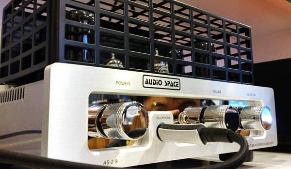 【停看聽音響唱片】【音響專區】Audio Space AS 2.8i 真空管綜合擴大機