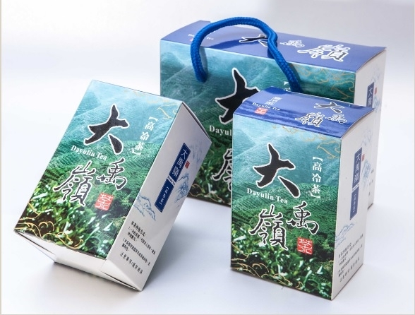 台灣好茶-大禹嶺烏龍茶