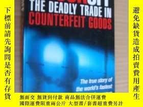 二手書博民逛書店Knockoff:罕見The Deadly Trade in C