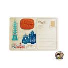 【收藏天地】印章明信片*漫遊臺灣 ∕  印章 擺飾 送禮 趣味 文具 創意 觀光 記念品