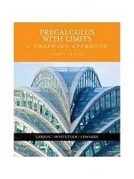 二手書博民逛書店 《Precalculus With Limits》 R2Y ISBN:0618394788│Larson