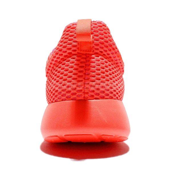 【五折特賣】Nike 休閒慢跑鞋 Wmns Roshe One HYP 橘紅 網布 運動鞋 女鞋【PUMP306】 833826-800