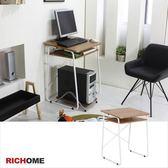 【RICHOME】 DE219《簡便型書桌》 工作桌   寫字桌   電腦桌  辦公桌