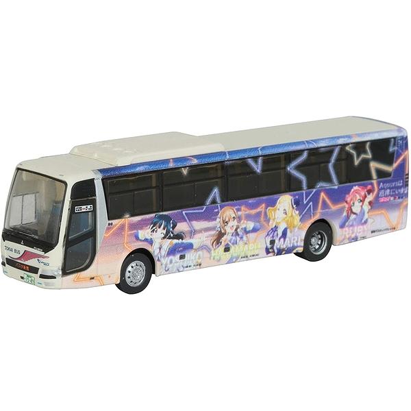 TOMYTEC 巴士收藏 東海 bus orange shuttle Love Live Sunshine 巴士4號_TQ30177