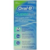 Oral-B  歐樂B 三合一牙線 超級牙線 [仁仁保健藥妝]