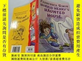 二手書博民逛書店Horrid罕見Henry s Haunted House:可怕的亨利鬼屋。Y200392