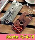 【萌萌噠】三星 Galaxy Note 5/4/3  電鍍鏡面軟殼+支架+掛繩+流蘇 超值組合款保護殼 手機殼 手機套