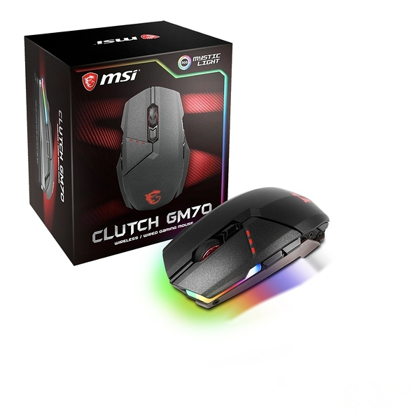 MSI Clutch GM70 GAMING 電競 滑鼠【刷卡含稅價】