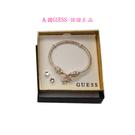 美國 Guess 金色手環+耳環 禮盒 時尚流行精品款 限量特價款 送禮最佳禮物 $799 限量出清價