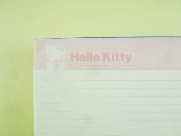 【震撼精品百貨】Hello Kitty 凱蒂貓~信紙~粉【共1款】