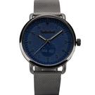 Timberland 踢不爛 時尚米蘭帶腕錶 TBL.15939JSU/03mm