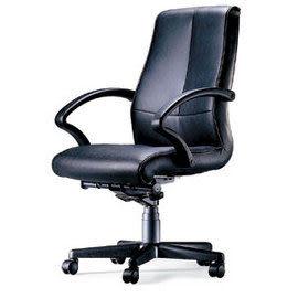 潔保  CPU-02-3 透氣皮 高級皮椅  / 張