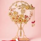 古風團扇新娘結婚禮扇