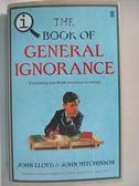 【書寶二手書T3/原文書_GZT】Qi: the Book of General Ignorance