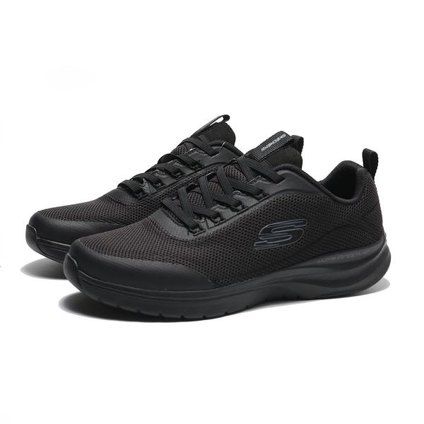SKECHERS UlTRA GROOVE 全黑 假鞋帶 寬楦 健走鞋 男 (布魯克林) 232031WBBK