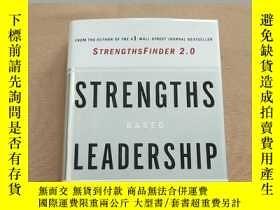 二手書博民逛書店Strengths-Based罕見Leadership:Grea