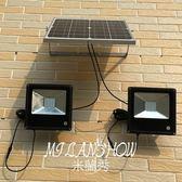 太陽能燈戶外家用照明燈路燈新農村一拖二室內庭院燈防水超亮電燈
