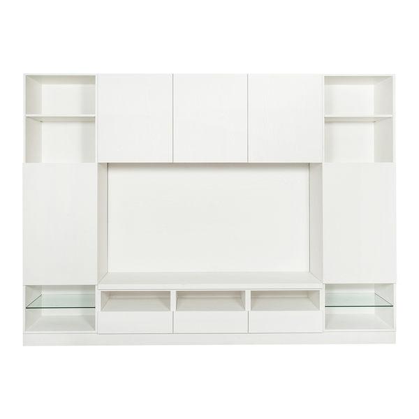 【Arkhouse】伯利恆系列-客廳輕量級收納電視高櫃 W300*H218*D50