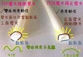 「炫光LED」3528導光條-160CM-雙色 LED導光條 正發光燈條 日行燈 底盤燈 燈眉 微笑燈 淚眼燈