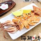 魷魚串 (4入)...