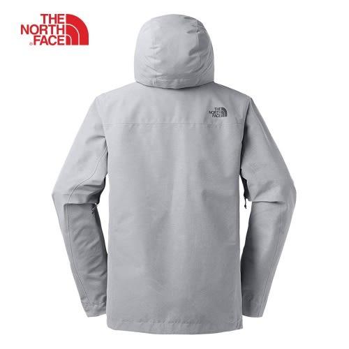 The North Face 男 GORE-TEX防水透氣防風外套 灰 NF0A3VR9DYY【GO WILD】