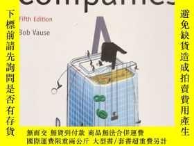 二手書博民逛書店Guide罕見to Analysing Companines[分