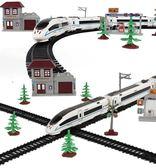 和諧號高鐵軌道火車玩具火車模型高鐵軌道玩具HD【新店開業,限時85折】