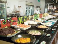 春天素食餐廳 自助午晚餐券 假日不加價
