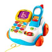 【英國 Vtech 】智慧學習電話機 ╭★ JOYBUS玩具百貨