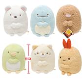 卡通動漫Sumikko角落生物 墻角動物SS號掌上毛絨公仔玩偶玩具