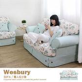 沙發 布沙發 兩人位沙發 古典 復古 美式鄉村經典【WB2】品歐家具