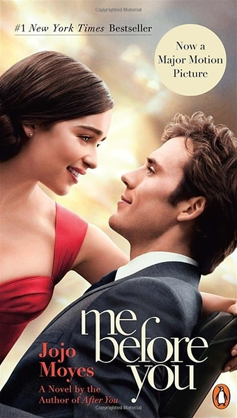 Me Before You  (Movie tie in)