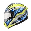 【東門城】ASTONE RT1300F AI2(螢光黃藍) 可掀式安全帽 雙鏡片 玻璃纖維
