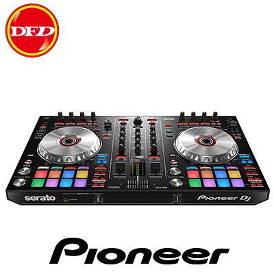 PIONEER 先鋒 DDJ-SR2 New Serato DJ 雙軌控制器 完整支援Serato DVS系統 公司貨