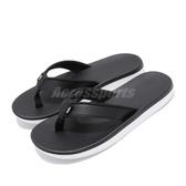 Nike 拖鞋 Wmns Bella Kai Thong 黑 白 夾腳拖鞋 舒適鞋底 基本款 女鞋【PUMP306】 AO3622-002