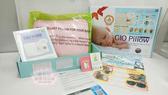 【愛吾兒】【韓國GIO Pillow】超透氣護頭型嬰兒枕頭【枕頭+枕套】M號(藍/粉)6個月以上 韓國製