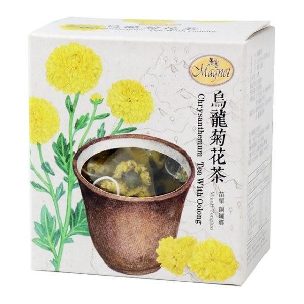 曼寧~烏龍菊花茶1.5公克x15入/盒 ×3盒~特惠中~