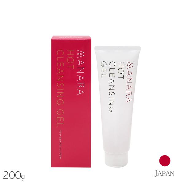 日本 maNara 溫感卸妝凝膠 200g【YES 美妝】NPRO