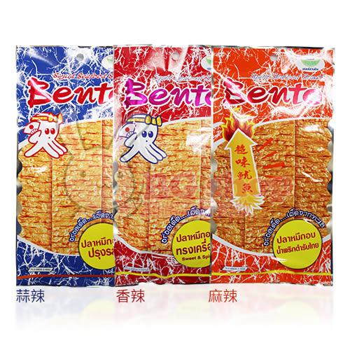 泰式碳烤香魷片 24g 麻辣/香辣/蒜辣【BG Shop】~ 3款供選 ~