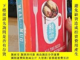 二手書博民逛書店MEAL罕見IN A MUGY162251 ISBN:9780091958114