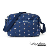 LeSportsac - Standard側背隨身包(經典咖啡) 2434P F264